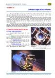 Bài giảng Kỹ thuật điện điện tử: Chương 6 - Máy phát điện đồng bộ ba pha