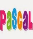 Ngôn ngữ lập trình pascal - GV. Nguyễn Thị Lan