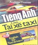 Ebook Tiếng Anh cho tài xế taxi - English for taxi drivers: Phần 1