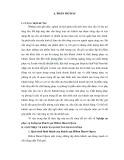 Đề tài: Nghiệp vụ phục vụ buồng tại khách sạn Hilton HaNoi Opera