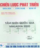 Tạp chí Chiến lược phát triển số 1-2005