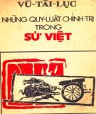 Ebook Những quy luật chính trị trong sử Việt: Phần 1