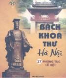 Ebook Bách khoa thư Hà Nội (Tập 17): Phần 1