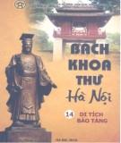 Ebook Bách khoa thư Hà Nội (Tập 14): Phần 1