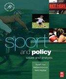 Ebook Sport and Policy: Issues and Analysis (Part 1)