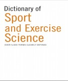 Ebook Dictionary of Sport and Exercise Science: Part 2