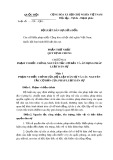Bộ luật dân sự (Sửa đổi)