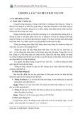 Bài giảng Tin học đại cương - Chương 1: Các vấn đề cơ bản về CNTT