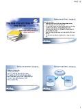 Bài giảng Ứng dụng công nghệ thông tin trong dạy học - ThS. Nguyễn Văn Hiệp