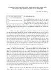 Đề án: Ứng dụng công nghệ thông tin trong giảng dạy ngoại ngữ - Hồ sơ khoa học dưới dạng điện tử của sinh viên