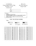 Đề thi cuối kỳ môn Quản trị mạng Linux - Trường CĐ Kỹ thuật Cao Thắng
