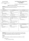 Đề thi học kỳ phụ Phân tích thiết kế hướng đối tượng -  UML: Trường CĐ Kỹ thuật Cao Thắng