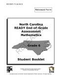 Assessment mathematics: Grade 6