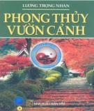 Ebook Phong thủy vườn cảnh: Phần 1