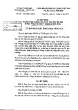 Quyết định Số: 67/2011/QĐ-UBND tỉnh Bà Rịa - Vũng Tàu