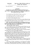 Nghị định số: 189/2013/NĐ-CP