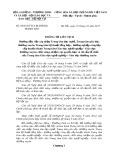 Thông tư liên tịch số: 39/2015/TTLT-BLĐTBXH-BGDĐT-BNV