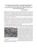 Sự cố trượt mái mỏ đá ĐIII của công trình thuỷ điện Bản Vẽ, phân tích nguyên nhân và bài học kinh nghiệm - PGS.TS. Phạm Hữu Sy