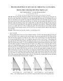 Phương pháp phần tử hữu hạn tự thích ứng và ứng dụng trong phân tích đập bê tông trọng lực