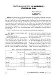 Phân tích nguyên nhân và quy luật diễn biến cửa Mỹ Á, đề xuất giải pháp ổn định