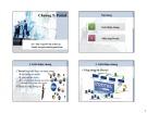 Bài giảng Thương mại điện tử - Chương 5: Portal