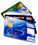 Thanh toán thương mại điện tử: Các loại thẻ