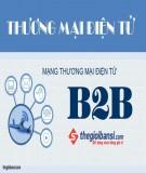 Tổng quan mô hình kinh doanh B2B trong thương mại điện tử