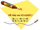 Bài giảng Đồ hoạ trên VC6.0(MFC) - Trần Anh Tuấn