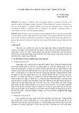 Các biểu hiện của lịch sự chuẩn mực trong xưng hô