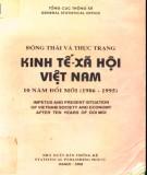 Ebook Động thái và thực trạng kinh tế - Xã hội Việt Nam 10 năm đổi mới (1986-1995): Phần 2