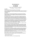 Tiêu chuẩn Quốc gia TCVN 31000:2011 - ISO 31000:2009