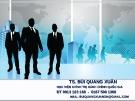 Bài giảng Luật hôn nhân và gia đình - TS. Bùi Quang Xuân