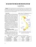 Vật liệu thép kết cấu trên các công trình thủy lợi Việt Nam - TS. Nguyễn Đình Tân