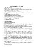 Đề cương ôn tập học sinh giỏi môn: Địa lý 9