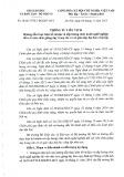 Thông tư liên tịch Số: 28/2015/TTLT-BGDĐT-BNV