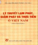 Ebook Lý thuyết lạm phát, giảm phát và thực tiễn ở Việt Nam (sách tham khảo): Phần 2