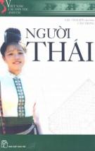 Văn hóa dân tộc Thái: Phần 1