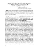 Nghiên cứu ứng dụng mô hình toán thông số phân bố đánh giá ảnh hưởng của việc sử dụng đất đến bồi lắng hồ chứa nước Đại Lải - TS. Phạm Thị Hương Lan