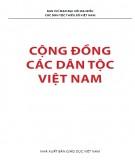Ebook Cộng đồng các dân tộc Việt Nam: Phần 1