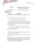Nghị định Số: 12/2014/NĐ-CP