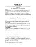 Tiêu chuẩn Quốc gia TCVN 9351:2012