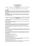 Tiêu chuẩn Quốc gia TCVN 9284:2012