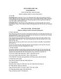 Tiêu chuẩn Quốc gia TCVN 9392:2012