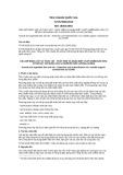 Tiêu chuẩn Quốc gia TCVN 9528:2012 - ISO 15303:2001