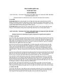Tiêu chuẩn Quốc gia TCVN 9467:2012 - ASTM D6982-09