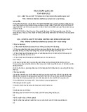 Tiêu chuẩn Quốc gia TCVN 9397:2012