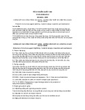 Tiêu chuẩn Quốc gia TCVN 9385:2012 - BS 6651:1999