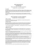 Tiêu chuẩn Quốc gia TCVN 9361:2012