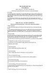 Tiêu chuẩn Quốc gia TCVN 9394:2012