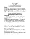Tiêu chuẩn Quốc gia TCVN 9355:2012